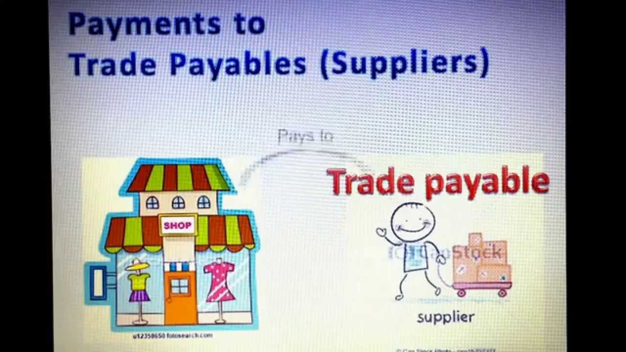 What are trade payables? Definition and Explanation