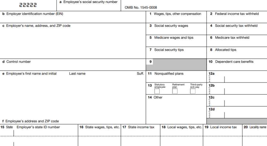 How to fill out w-4